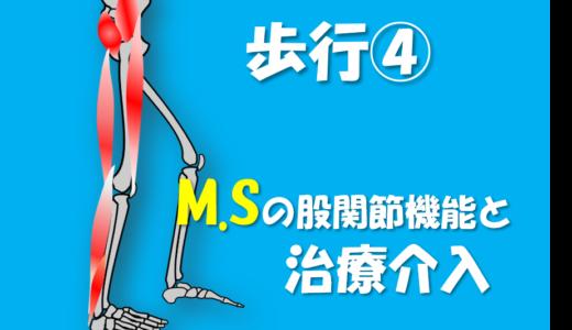【名古屋会場④】MStにおける股関節機能の重要性